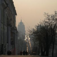 Habarovsk morning, Хабаровск