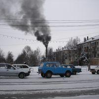 Кочегарка, Чегдомын