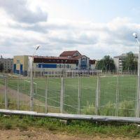 Новый спортивный комплекс, Чегдомын