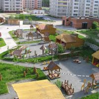Детский садик 22.05.2005, Снежинск
