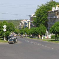 Улица Ленина 03.06.2005, Снежинск