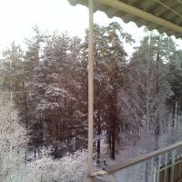 зима, Снежинск
