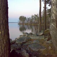 Озеро Синара, Снежинск