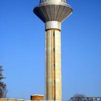 Водонапорная башня, Трехгорный