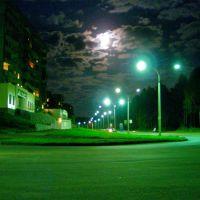 улица Мира БАМ, Трехгорный