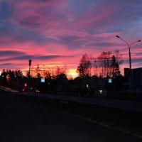 Утро в Трехгорном, Трехгорный