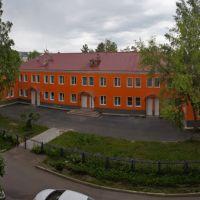 Двор 13го дома (ул. Мира), Трехгорный
