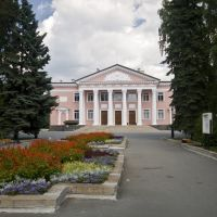 "Ozersk, ""Our Home"" theatre, Aug-2008, Озерск"