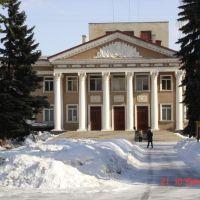 Theatre, Озерск