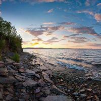 Irtyash Lake — Озеро Иртяш, Озерск