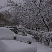 much snow, Озерск