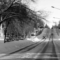 Winter Street, Озерск