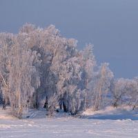 Winter patterns, Озерск