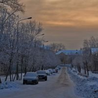 quiet street, Озерск