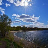 beach, Озерск