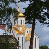 golden domes, Озерск