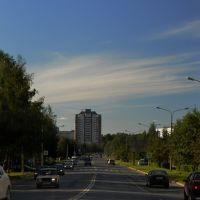 skyscraper, Озерск