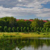 beginning summer, Озерск