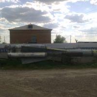 Ракета ПВО, Агаповка
