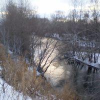 Река Урал, Агаповка
