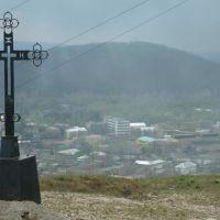 Крест на Соколиной горе, Аша