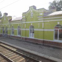 Станция Аша, Аша