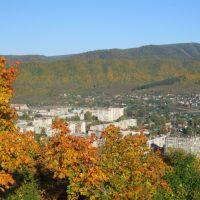 Вид с Липовой горы, Аша