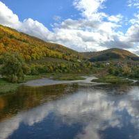 Река Сим, Аша