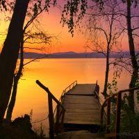 Рассвет на Тургояке (Sunrise on lake Turgojak), Бреды