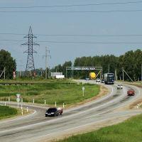 Дорога «Обход города Челябинска» / Road around Chelyabinsk, Бреды