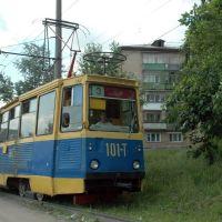 Златоустовский трамвай / Tram in Zlatoust, Бреды