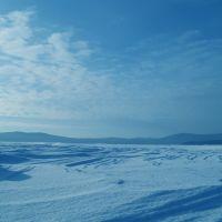 Снежные барханы / Snow barchans, Бреды