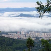 Машгородок под облаками/Mashgrad, Бреды