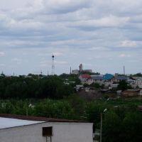 С крыши узла связи, Варна