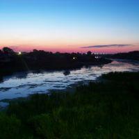 Тогузак ночью / Toguzak river at night, Варна