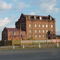 Верхнеуральск-бывшая мельница, Верхнеуральск