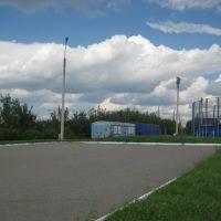 Футбол, Верхнеуральск