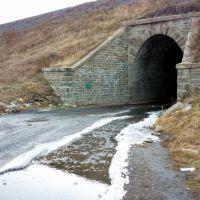 Туннель под ж/д путями, Верхний Уфалей
