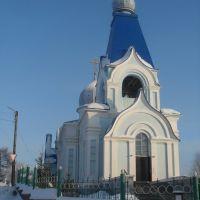 церковь, Верхний Уфалей