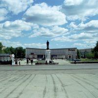 Центральная площадь, Верхний Уфалей