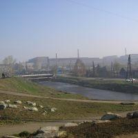 Берег реки, Верхний Уфалей