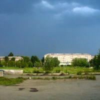 Перед грозой, Еманжелинск
