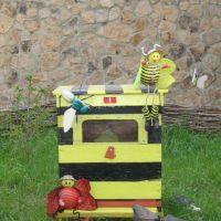 пчёлы, Еманжелинск