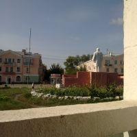 Ленин со спины, Еманжелинск