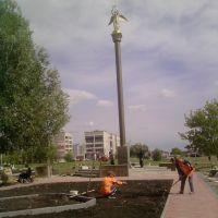 Работа кипит, Еманжелинск