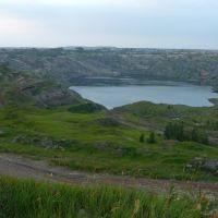 Закрытый Еманжелинский угольный карьер, Еманжелинск