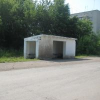 остановка, Еманжелинск