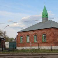мечеть, Еманжелинск