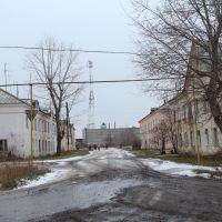 пер. Железнодорожный, Еманжелинск