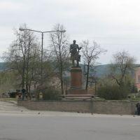 Златоуст. Центральная площадь. Памятник // www.abCountries.com, Златоуст